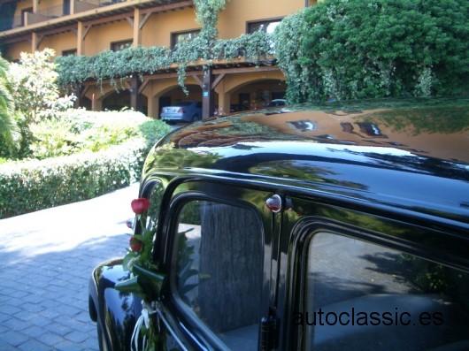 limusina en hotel Rigat